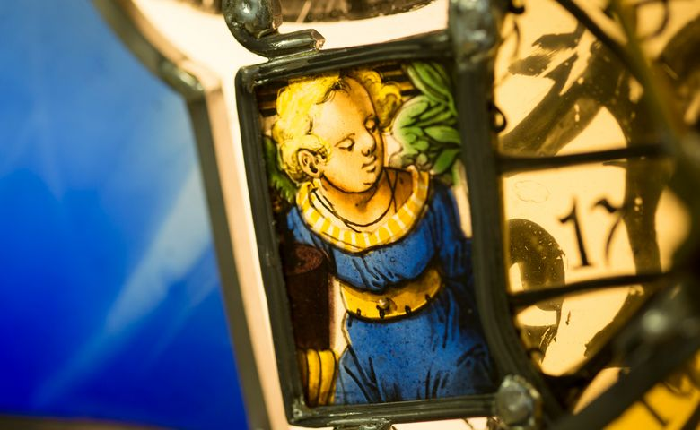 «Glasmalerei ist der schönste Beruf, den es gibt. Die Verbindung jahrhundertealter Überlieferung, Technik und kreativer Freiheit ist einzigartig.»